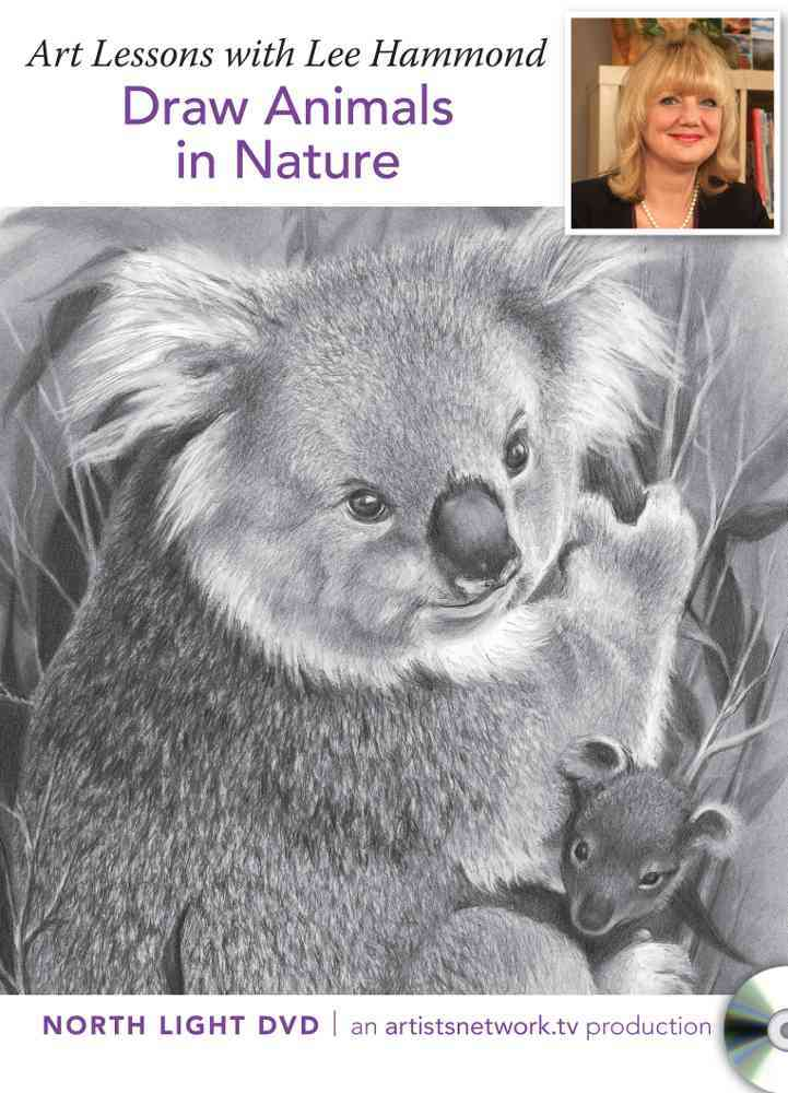 [DVD] Draw Animals in Nature By Hammond, Lee